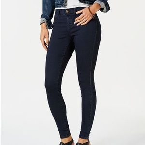 Style and Co Dark Wash Jeggings